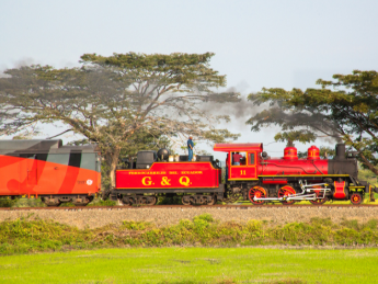 El Crucero, Equateur, Grands Trains du Monde